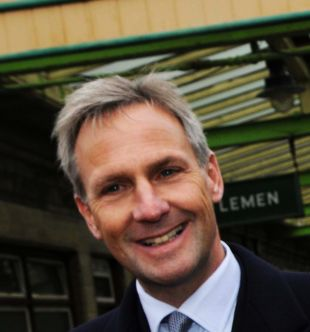 Dorset Echo: 'SHOW OUR FACES': Richard Drax MP