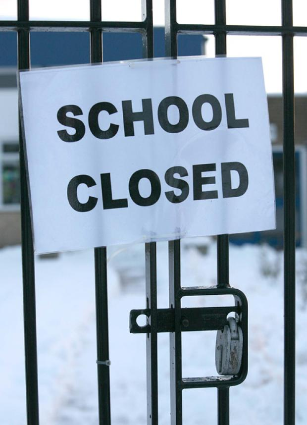 SNOW LATEST: Closed schools list for Dorset