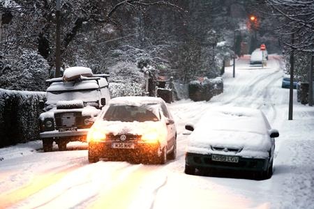 Drive carefully: weather warning still in place for Dorset