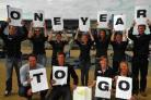 Final countdown starts for Weymouth and Portland Olympics 2012