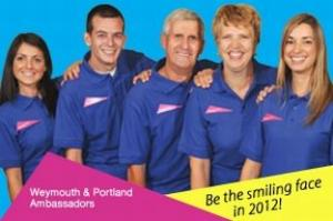 Dorset Echo: Olympic volunteers