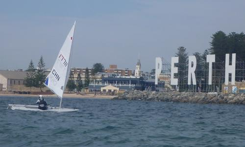 ISAF World Sailing Championships Perth