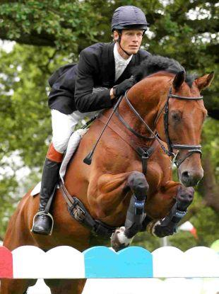 NO-GO: William Fox-Pitt's Cool Mountain is out of contention for London 2012