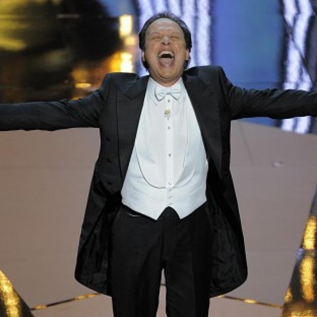 Billy Crystal was back to host the Oscars for the ninth time