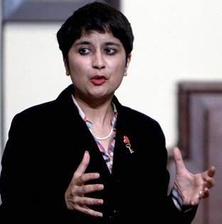 Liberty director Shami Chakrabarti said the plan threatened to undermine the coalition's commitment to human rights