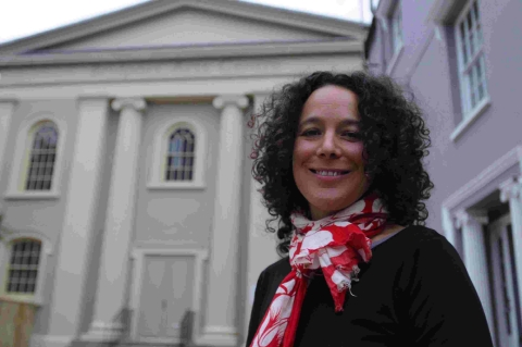 Bridport Arts Centre new director Polly Gifford
