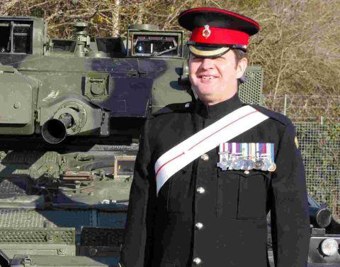 Bullet Magnet The British Army S Most Decorated Soldier To Talk