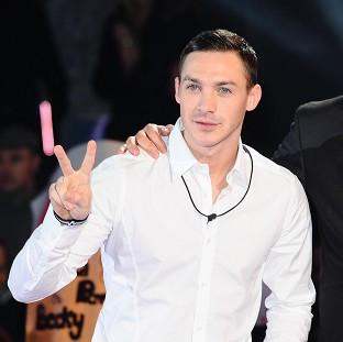 Kirk Norcross was rescused from a fire at his father's home