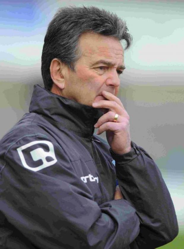 PLEASED: Dorchester Town manager Phil Simkin
