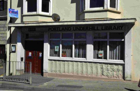 READ ALL ABOUT IT: Portland Underhill Library