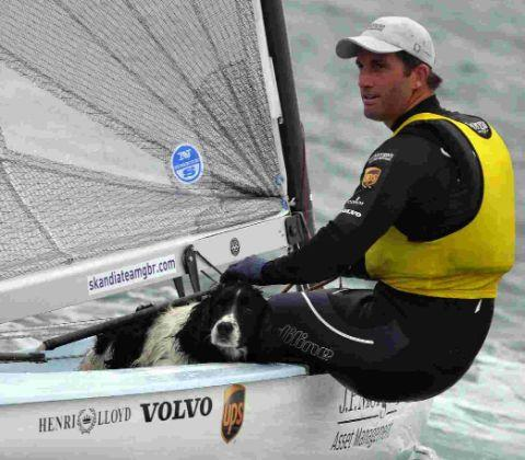 ROUND THE ISLAND: Olympian Ben Ainslie