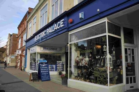 Dorset Echo: The Electric Palace is in line for the best small music venue award in a national competition