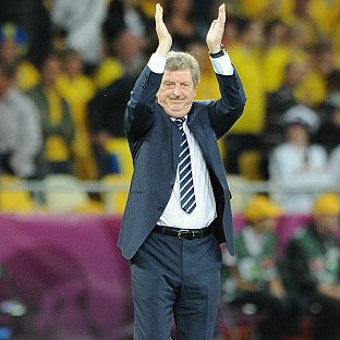 Roy Hodgson (pictured) will return Wayne Rooney to the England side on Tuesday