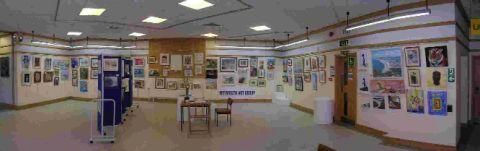 PICTURE THIS: Weymouth Art Group exhibition at the library