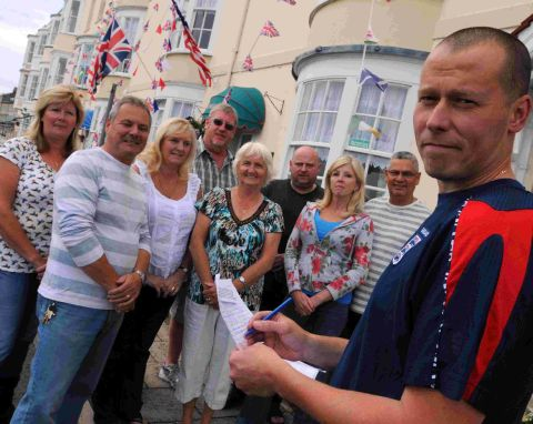 No confidence: Weymouth hoteliers launch petition against council leader