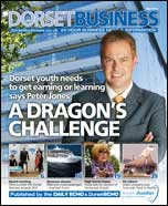 Dorset Echo: Dorset Business July 2012 thum