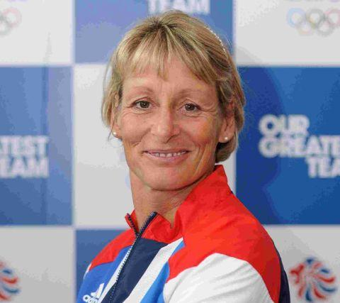 READY FOR LONDON 2012: Mary King