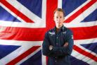 Our Olympic team: Weymouth's Laser Olympic champion and Team Volvo member Paul Goodison