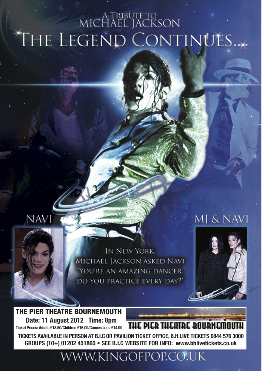 The Legend Continues... A Tribute to MIchael Jackson