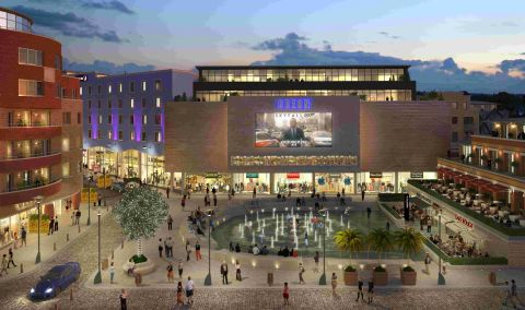 Dorchester's Brewery Square set for 007 premiere event