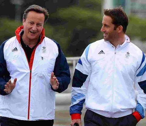 Olympics will inspire a new generation of sailors, says PM