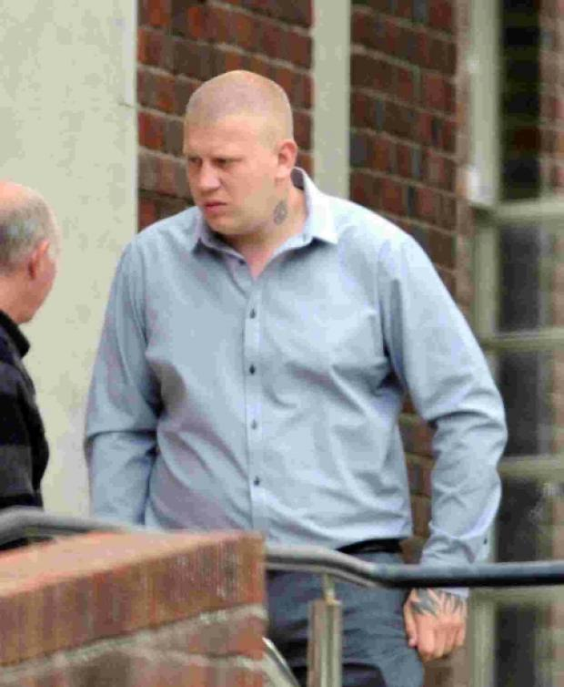 David Osbourne at Dorchester Crown Court