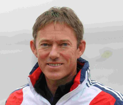 BRITISH sailing team leader Stephen Park is 'happy' with the performance of his squad despite losing the title of the world's best sailing nation