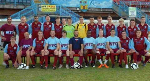RESERVE SQUAD: Weymouth Reserves