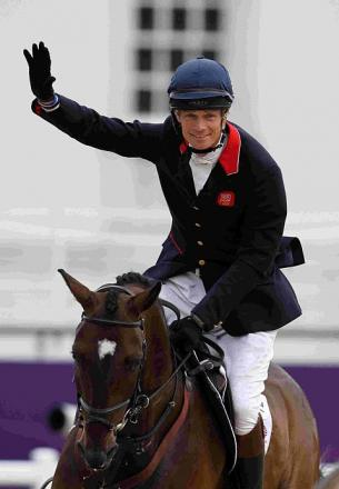 THE BEST: William Fox-Pitt