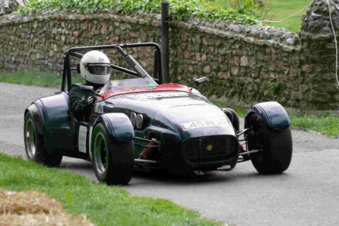 Build a kit car at Weymouth College