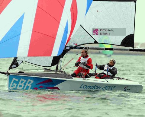 FLYING START FOR PARALYMPICS: Plain sailing so far in medal quest