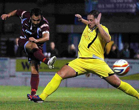 HOT-SHOT: Scott Walker fires home for the Terras