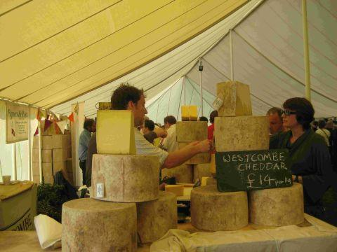 LET IT BRIE: Sturminster Newton Cheese Festival