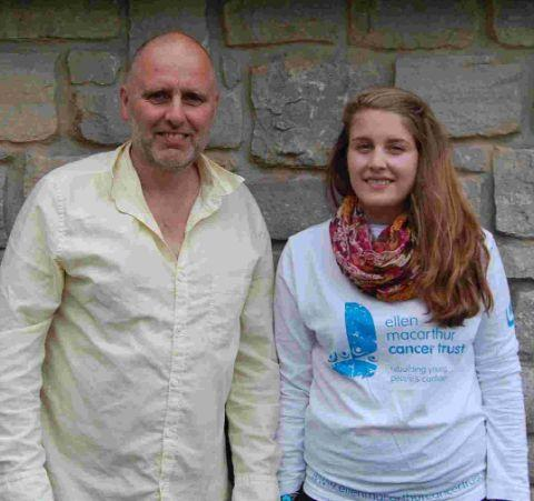 Hannah Foote and her father are tackling the Great South Run