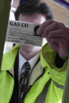 BE AWARE: Bogus callers can use fake IDs