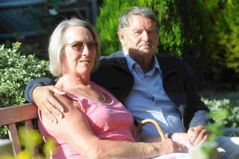 CALL FOR ACTION: Judith and Peter Watson