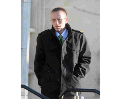 Paul Spencer at Dorchester Crown Court