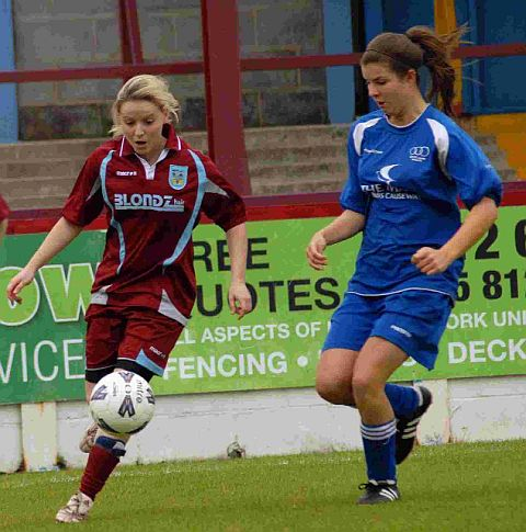 LIKELY TO RETURN: Weymouth Ladies ace Amy Wild