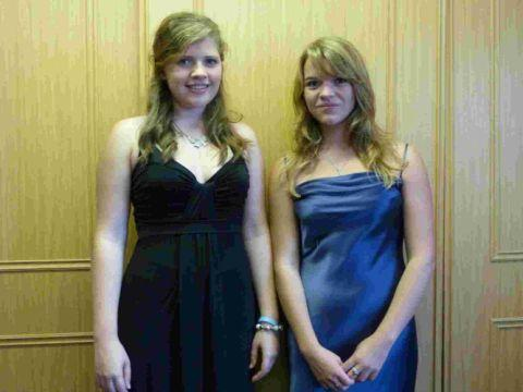 CONCERT: Abby and Jenny
