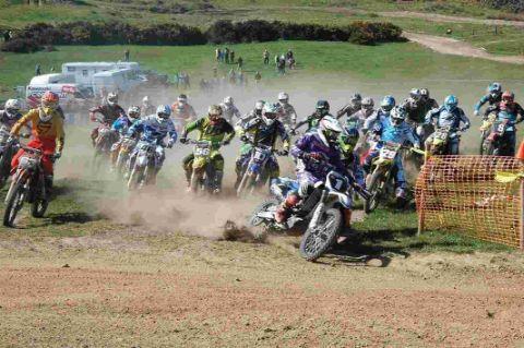 Silent Woman hosts final motocross rounds (From Dorset Echo)