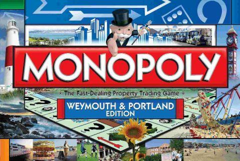 Dorset Echo: PASS GO: Weymouth and Portland's very own board
