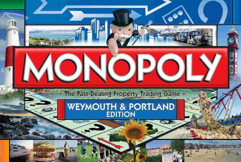 PASS GO: Weymouth and Portland's very own board