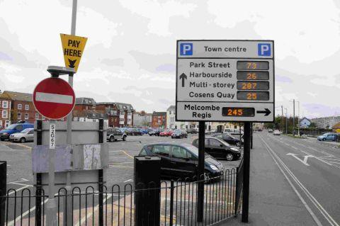 ALL CHANGE: Parking in Weymouth and Portland faces the biggest shake-up in years