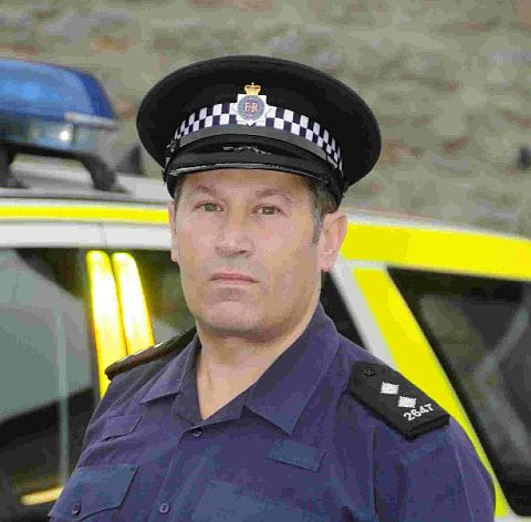 APPEAL:  Insp Mike Darby of Bridport Police
