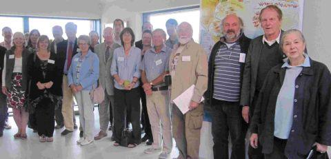 PROJECT HELP: Members of the Chalk and Cheese Local Action Group