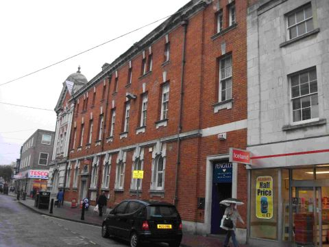 Row brewing over relocation of Weymouth's central post office