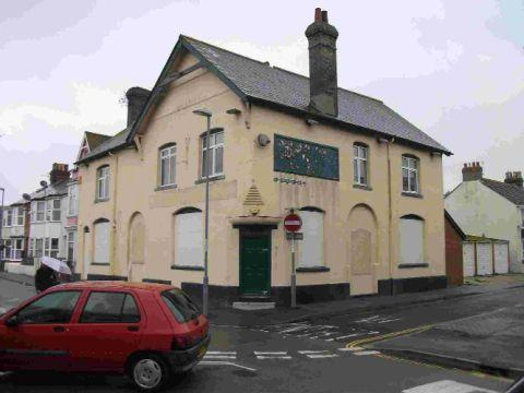 NEW PROPOSAL: The disused Brownlow pub on the corner of Ranelagh Road and Brownlow Street in Weymouth