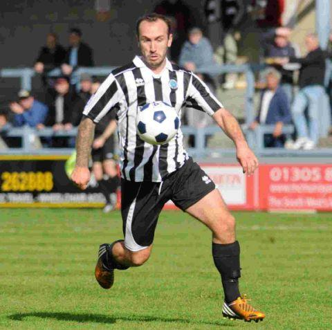 STRIKE FORCE: Ben Watson will spearhead the Magpies' attack against Luton Town in the FA Trophy tomorrow alongside Richard Logan