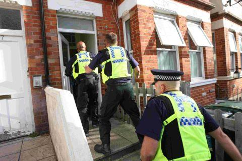 Fewer complaints against Dorset Police