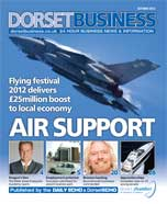 Dorset Echo: October Dorset Business 2012